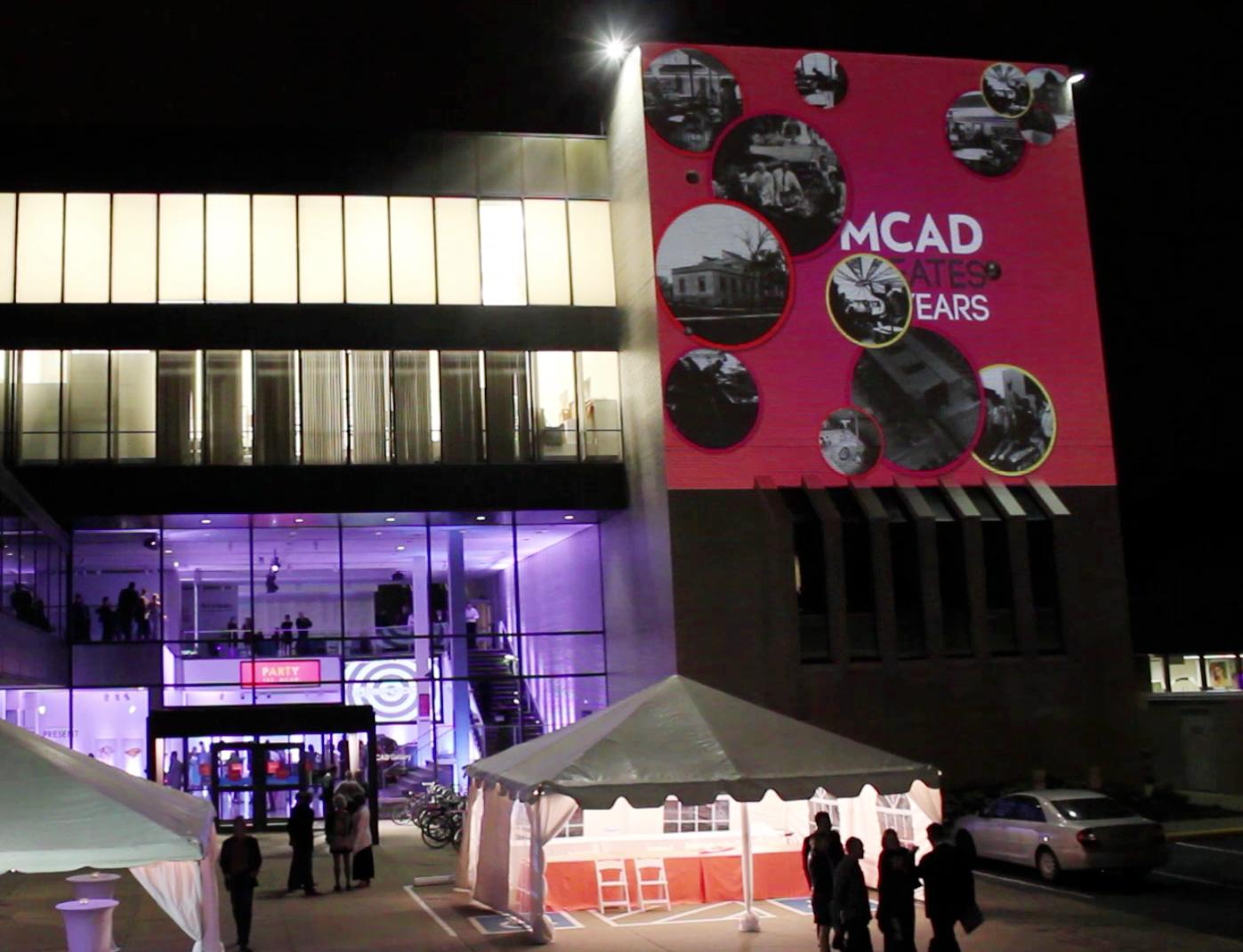 MCAD 125 Gala